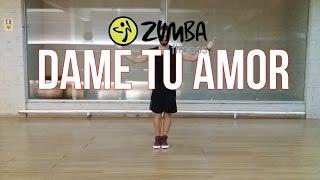 Zion Y Lennox - Dame Tu Amor - Zumba (Reggaeton)