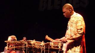 BALLAKE SISSOKO Quintet ~ At Peace ~ Banlieues Bleues Festival ~ Gonesse Avril 2013
