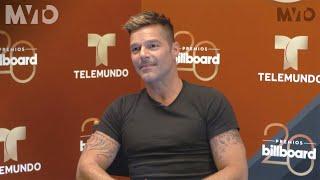 Así recuerda Ricky Martin el Mundial de 1998 | Sessions | The MVTO