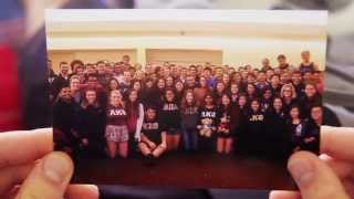 Rush Alpha Kappa Psi at Santa Clara University - Spring 2015