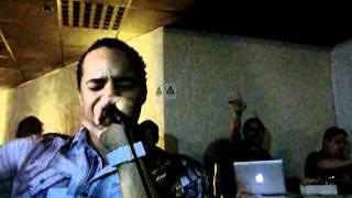 """DJODJE sing """"close your eyes"""" Praga 2011"""