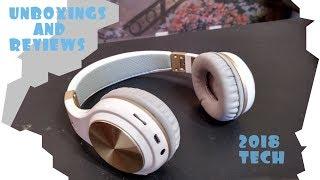 XBT80 Headphones Review