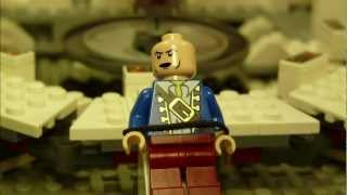 LEGO FANTOMAS SE ZLOBÍ-SCÉNKA S DOUTNÍKY V ČEŠTINĚ