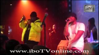 Curren$y & Smoke DZA Perform LIVE SOBs NYC 1/3/13 iboTV