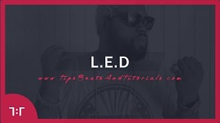 Dancehall Instrumental Beat 2017 - Led Riddim