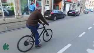 Demo Vélo connecté Cowboy