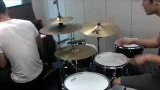 Determination Jazz Hip Hop Piano Chords with Drums