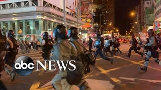 Protests in Hong Kong reach its 11th week