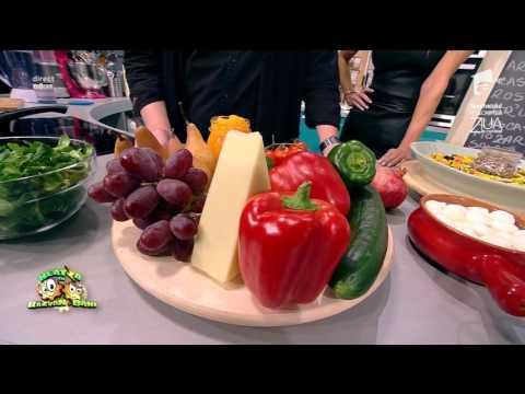 Salată Prichindel - o reţetă uşor de făcut