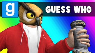 Gmod Guess Who Funny Moments - Sudoku Triple Threat! (Garry's Mod) width=