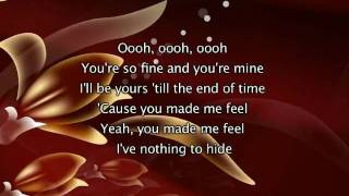 Madonna - Like A Virgin, Lyrics In Video
