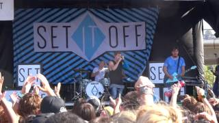 "Set It Off - ""Why Worry"" (Live in San Diego 8-5-16)"