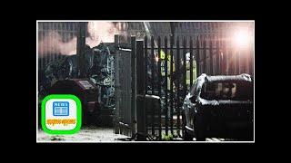Leicester City: Absturz des Hubschrauber von Vichai Srivaddhanaprabha am Stadion