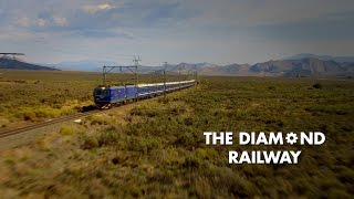 Chris Tarrant: Extreme Railway Journeys - 'The Diamond Railway'