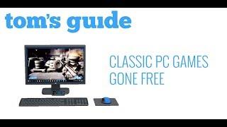 Best Picks: Classic PC Games Gone Free