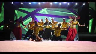 Ramleela song by Show Stoppers Dance Crew Dubai