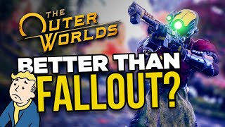 The Outer Worlds: 8 Reasons It's Already Better Than Fallout 4