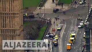 Four dead and dozens injured in Westminster attack