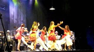 Malandro é malandro, mané é mané - Diogo Nogueira e Cia de Dança Carlinhos de Jesus