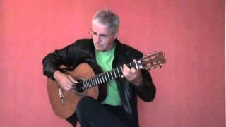 Bridge over troubled water - Simon and Garfunkel - guitar solo
