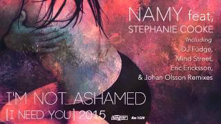 Namy feat. Stephanie Cooke - I'm Not Ashamed (I Need You) (DJ Fudge Remix)
