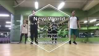 New World - Krewella, Yellow Claw (Dance Choreography)