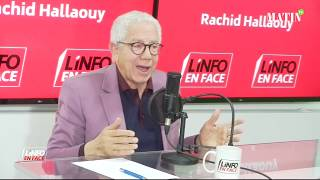 L'Info en Face avec Noureddine Ayouch