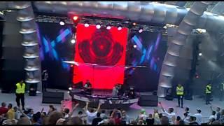 Westbam @ Sunrise 21.07.2012 (The Prodigy - Funky Shit (Firebeatz Bootleg))