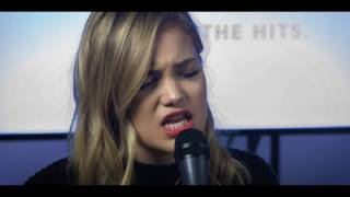 Olivia Holt - Stay (Zedd & Alessia Cara Cover) - Tiny Studio Session on NOW96.3