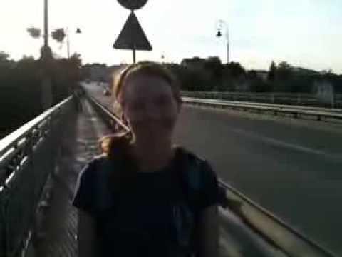 Bridge in Kamenets Podolsk