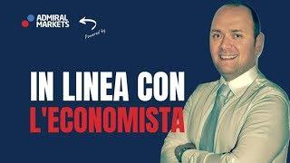 """Registrazione puntata de """"In linea con l'economista""""- 21.11.2019"""