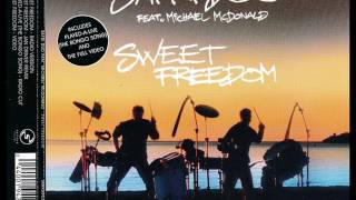 Safri Duo feat. Michael McDonald ‎– Sweet Freedom - written by Rod Temperton