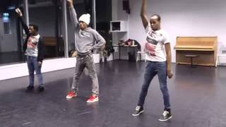 The Pussycat Dolls I Hate This Part Rehearsal by Nyonce