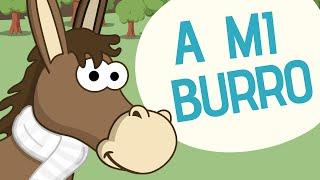 A mi Burro | Toobys | Canciones infantiles