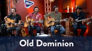 Old Dominion - Break Up With Him [Acoustic] I Kidd Kraddick Morning Show