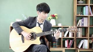 Fly Me to The Moon - Sungha Jung