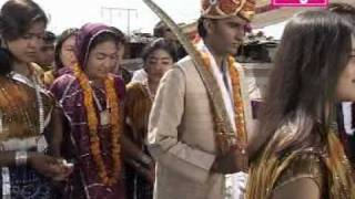 Aangne Aaso Palavna Wedding Dance Song Lidha Laganiya