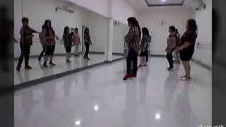LAST CHRISTMAS RUMBA - line dance  (Choreographer: Nina Chen)