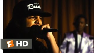 Straight Outta Compton (2/10) Movie CLIP - Gangsta Gangsta (2015) HD