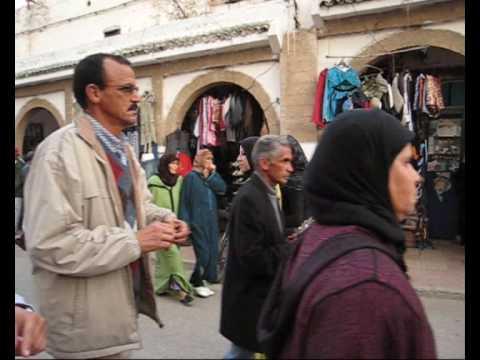 Morocco – Essaouira suk & suk