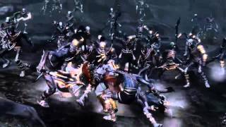 God of War III vs Linkin Park 'In The End' - Dynamix | ARK