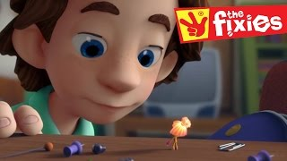 Kids Show ★ The Fixies English - 1/2 HOUR COMPILATION ★ cartoon for kids