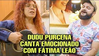 Fátima Leão & Dudu Purcena - Pra Desbotar a Saudade