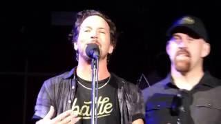 Pearl Jam - Lukin - Fenway Park (August 7, 2016)