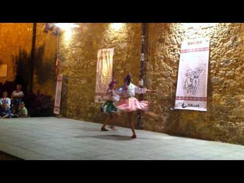 "Ukraine Ensemble ""Samocveti"" at Festival Internacional de Folclore ""Alegria"" 25 June-02 July 2011"