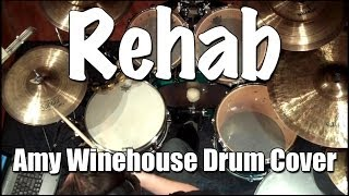 Amy Winehouse - Rehab Drum Cover