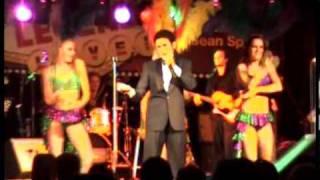 Dean Martin Sway Live - Sean Spiteri