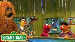 Elmo hat eine Band  | Sesamstraße