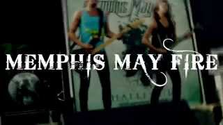 Memphis May Fire-Without Walls-Lyric Video