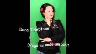 DANA TELEPTEAN - DRAGU-MI UNDE-AM ZINIT live nunta